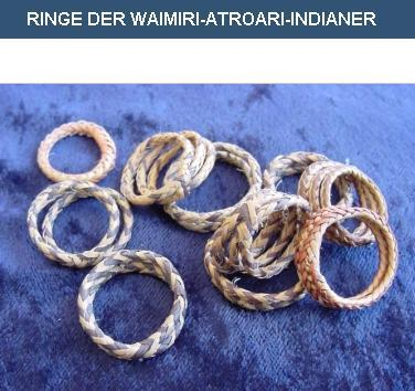 Rings of the Waimiri-Atroari