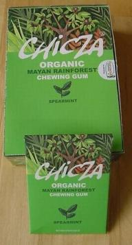 Rainforest Chewing Gum Spearmint