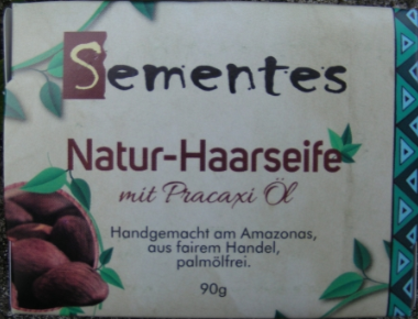 Hairsoap